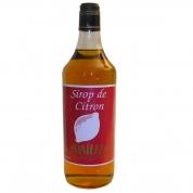 Acheter Sirop de Citron - La bouteille d'un litre