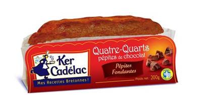 Acheter Cake au pepite au chocolat