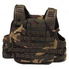 Gilet de combat 'Tactical Armor' (Woodland)