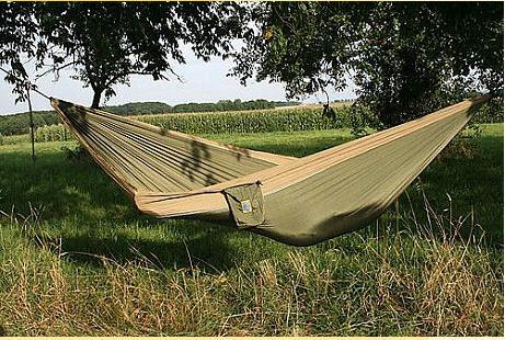 Hamac De Voyage En Toile De Parachute Pour Le Camping Hamac Single