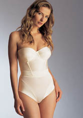 lingerie grande taille freya bustier mariage lingerie fantasie - Sous Vetement Bustier Mariage