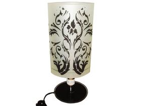 Lampe design à motif
