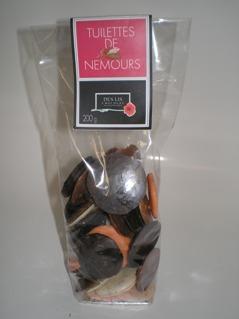 Chocolat   sachet de tuilettes assorties