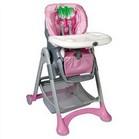 La chaise haute de bébé