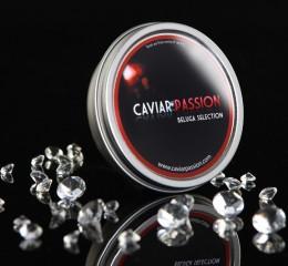 Caviar beluga sélection
