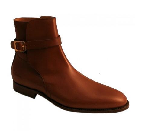 Acheter Chaussure bottine homme John Foster - Abingdon marron