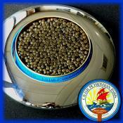 Caviar ossetra Impérial