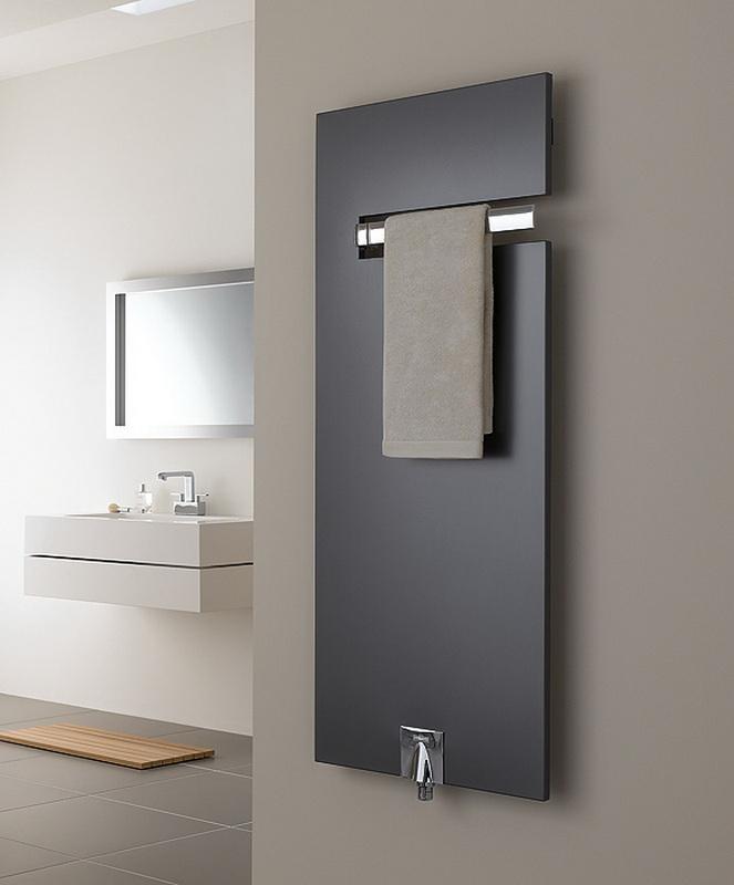 radiateur salle de bain chauffage central: choisir son chauffage ... - Radiateur Electrique Salle De Bain Mural