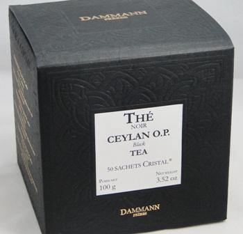 Le thé Ceylan OP