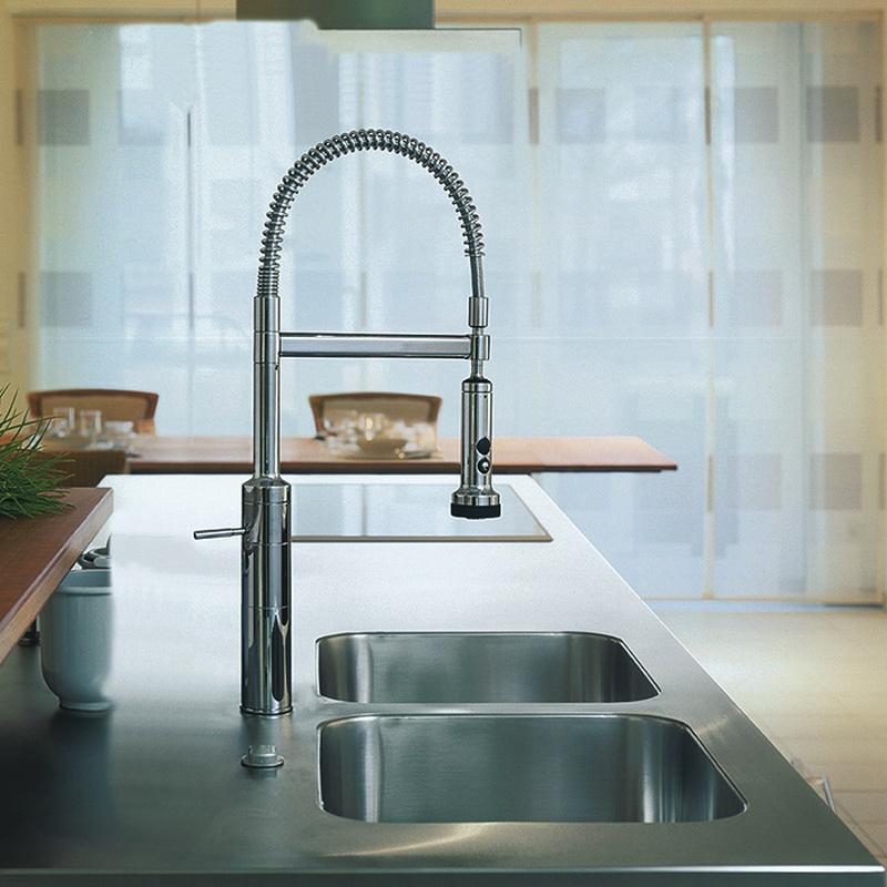 Robinet evier cuisine pas cher - Comment changer un robinet de cuisine ...