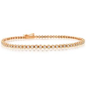 Acheter Bracelets diamant > Rivière diamantée