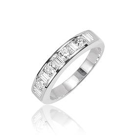 Alliances Diamant > Alliance Béguin - 0,65 carat