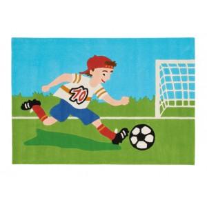 Tapis enfant : Football