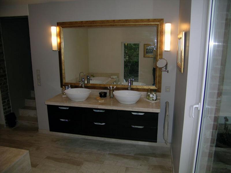 Miroir pour la salle de bain buy miroir pour la salle de for Miroir pour salle de bain