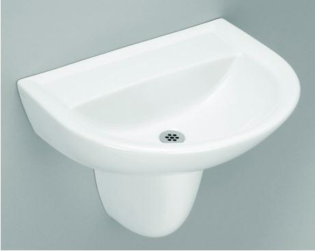 Lavabo salle de bains Cache siphon lavabo ULYSSE 2 Lg 38