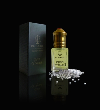Parfum El Nabil : Queen Of Ryadh 5 ml