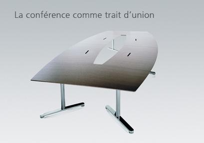 Acheter Table conférence Travis
