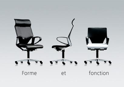 Le fauteuil Modus