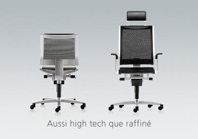 Le fauteuil Solis F
