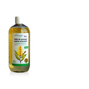 Huile de massage et bain aromatique Confort Phytodermie