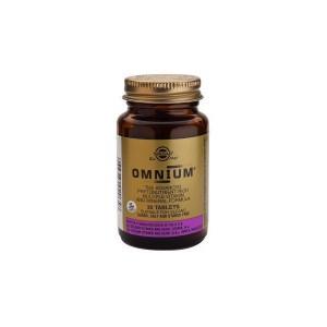 Сomplexe de vitamines omnium Solgar