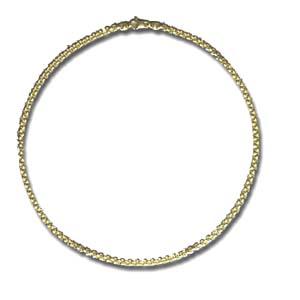 Acheter Bracelet maille jaseron