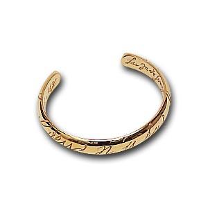 """Bracelet """"Mme de Sévigné"""" bronze doré"""