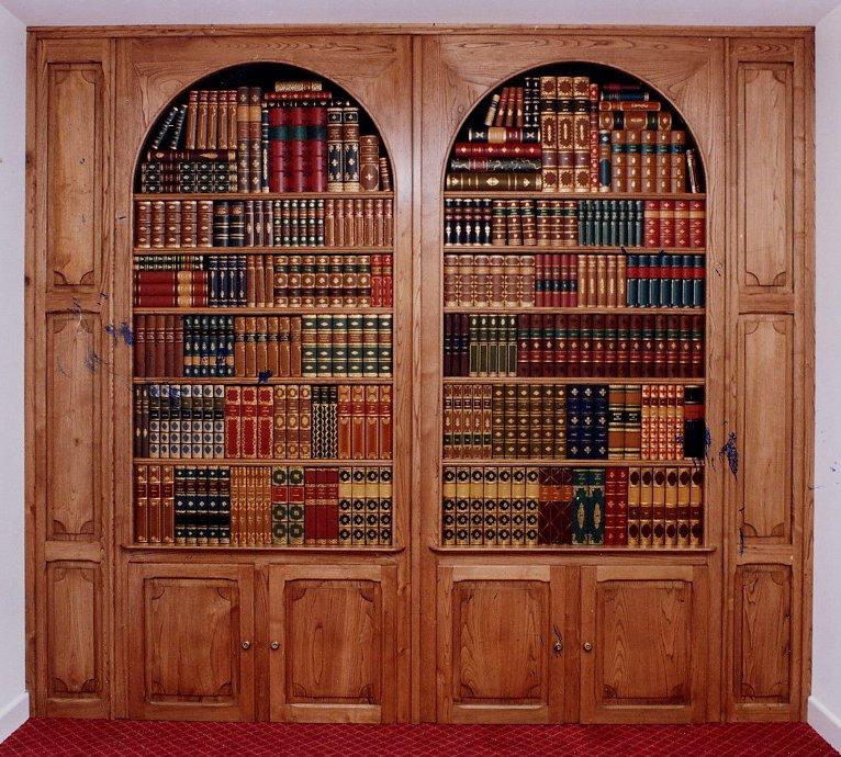 Fausses bibliothèques