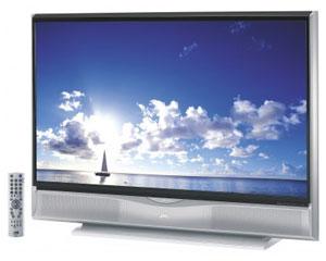 Téléviseur HD JVC - HD-56ZR7U
