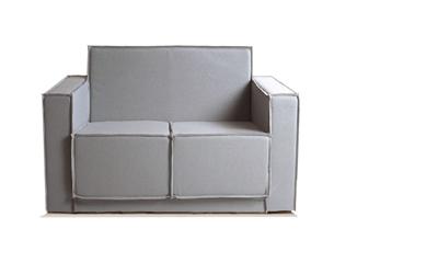 Canapé 2 places Feutre