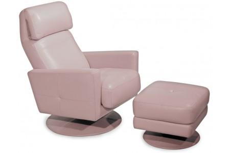 Le fauteuil relax Memphis et son pouf