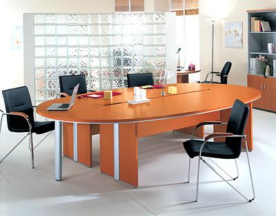Table de réunion gamme Tryane