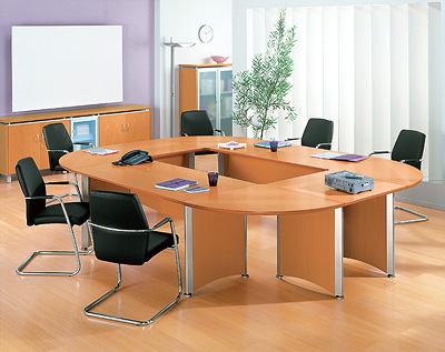 Table de réunion gamme Senso
