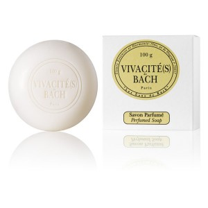 Acheter Savon bio parfumé Vivacité(s) de Bach - 100g Fleurs Essences et Harmonie Cosmetique bio - Référence : FEH010