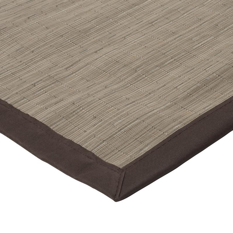 Tapis In&Out 120X170 Marron