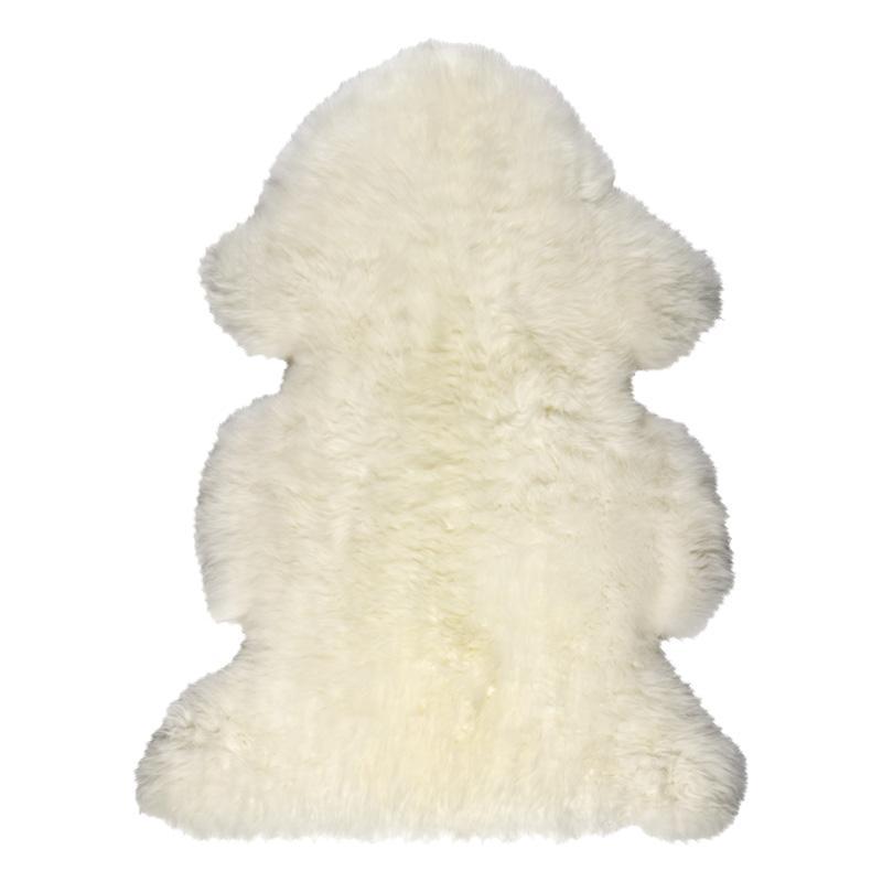 Tapis Mouton 60X90 Blanc