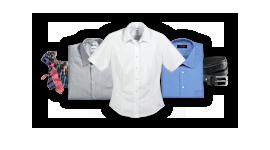 Vêtements business