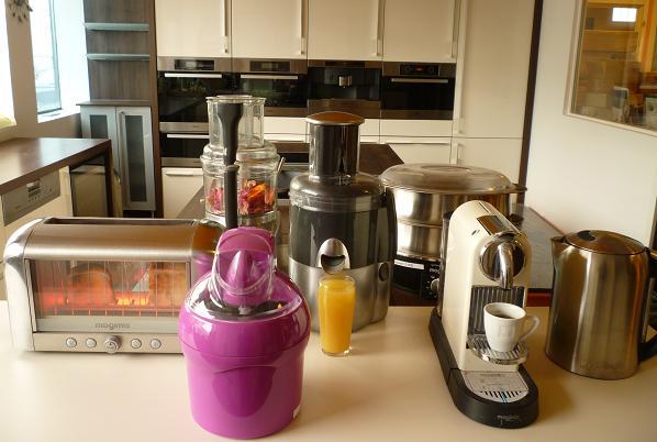 электроприборы для кухни фото