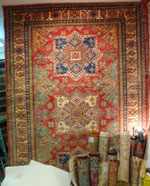 Le tapis Kazak 3