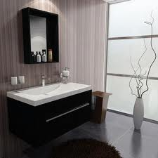 Meuble salle de bain suspendu moka buy meuble salle de for Acheter meuble salle de bain
