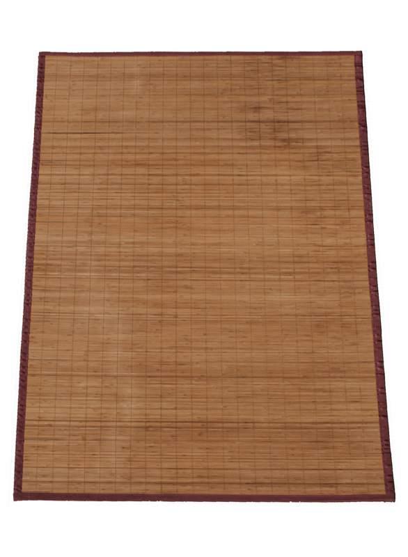 Tapis bambou Bali naturel