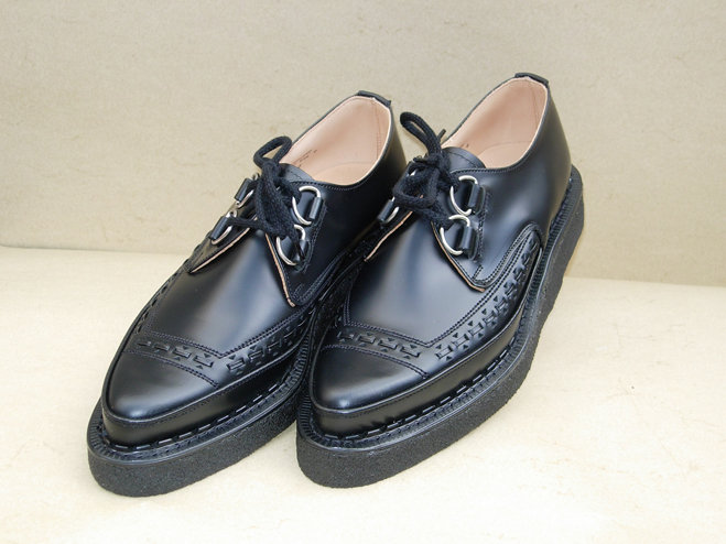 Chaussures à bout pointu George Cox