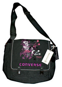 Acheter Sac Converse - Sac Besace Cabas Femme Gris Dollymoon Stargrey
