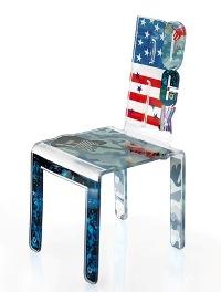 Mobilier Acrylique pour Enfants