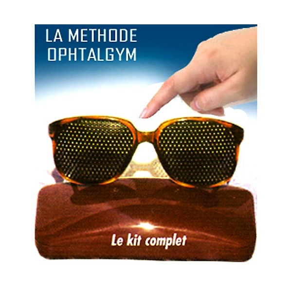 Le kit complet ophtalgym