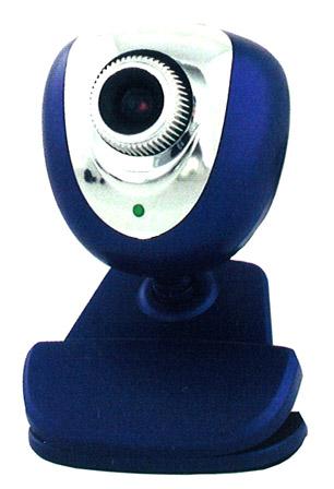Web Cam USB 100K/350 K a pince de fixation