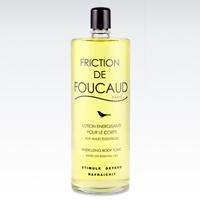 Acheter La lotion énergisante pour le corps Friction de Foucaud