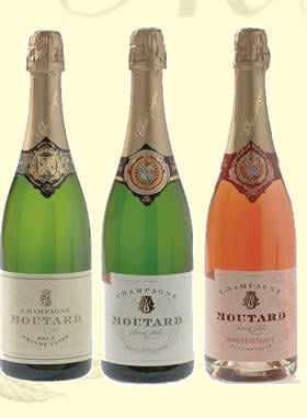 Champagne  rouge