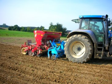Outil du travail agronomique Acti`mixt evolution