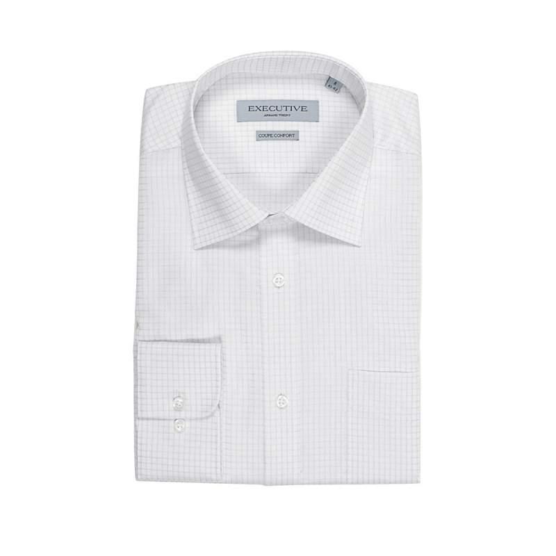 Chemise carreaux soft